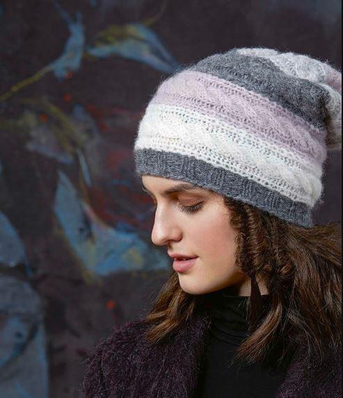 Bonnet tricot laine