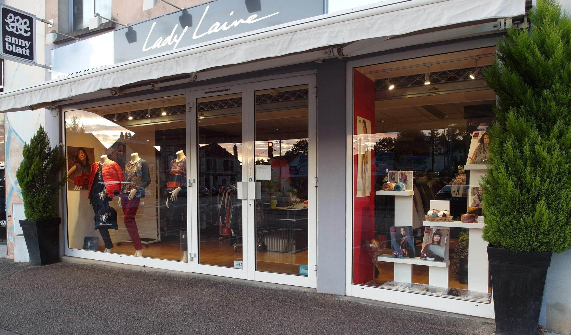 boutique laines joigny ladylaine