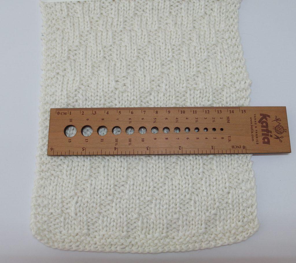 Echantillon côtes brisées katia all seasons cotton