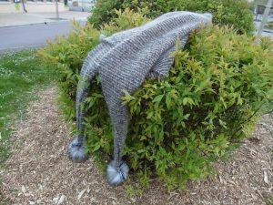 chale tricot