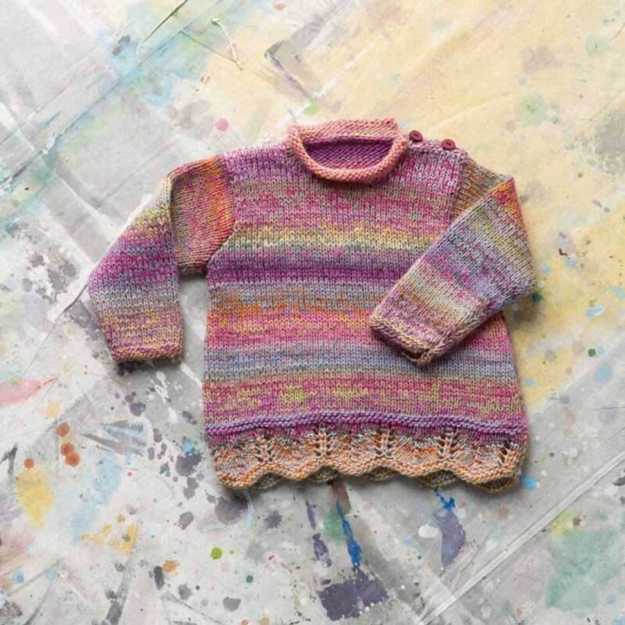 modele tricot enfant mille colori baby lang yarns