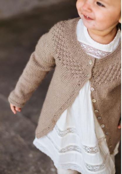 gilet vile livre des amours de tricots pour les tout-petits