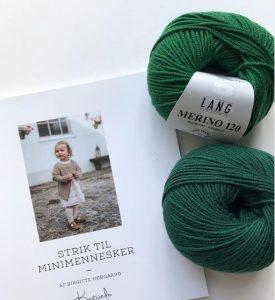 livre des amours de tricot pour les tout-petits et laine merino 120