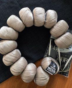 coton tricot sunshine