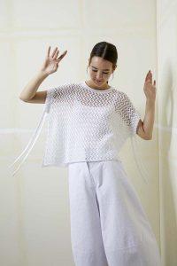 modele femme baby cotton