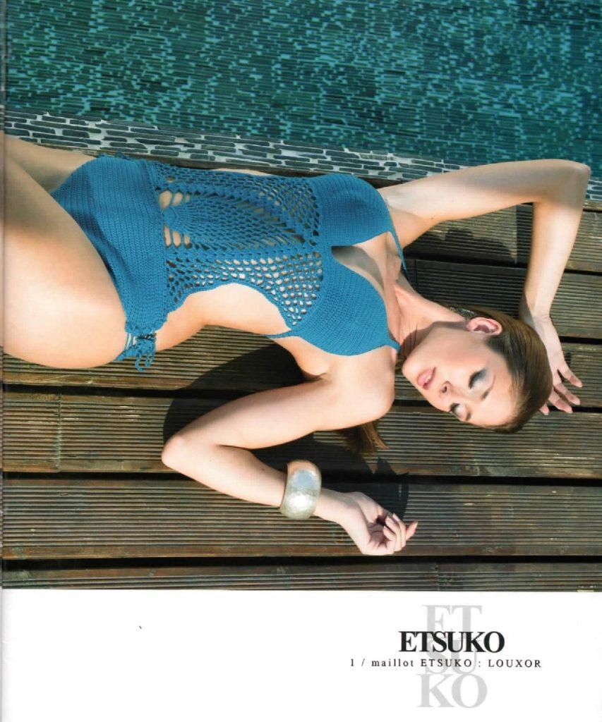 maillot de bain etsuko