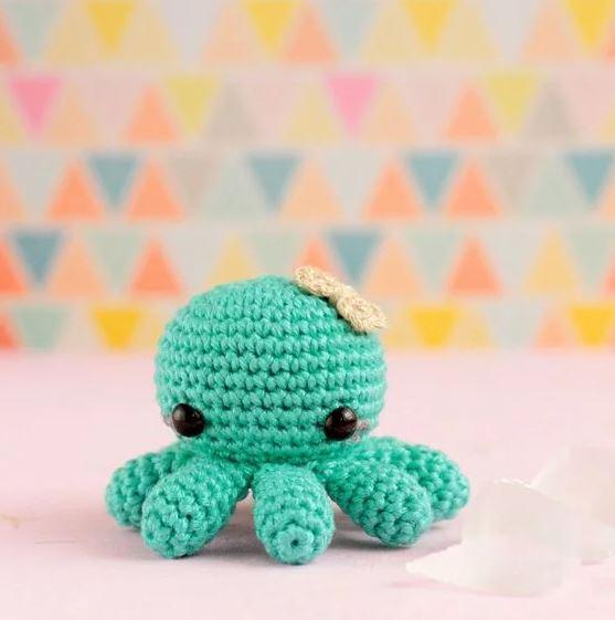 pieuvre crochet