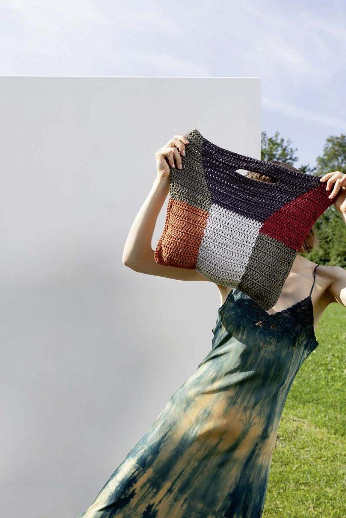 tricoter un sac