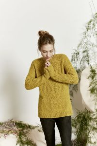 pull tricot femme lang yarns