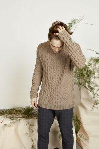 pull homme catalogue lang yarns
