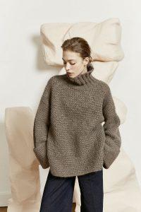 Pull couleurs tendances automne-hiver