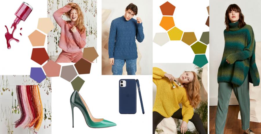 couleurs tendances automne hiver 2020 2021