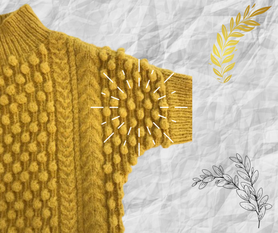 tricoter une noppe
