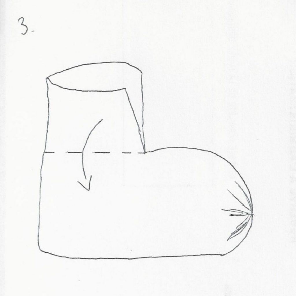 tricoter des chaussons pour bébé en laine
