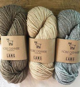 Noble yarns