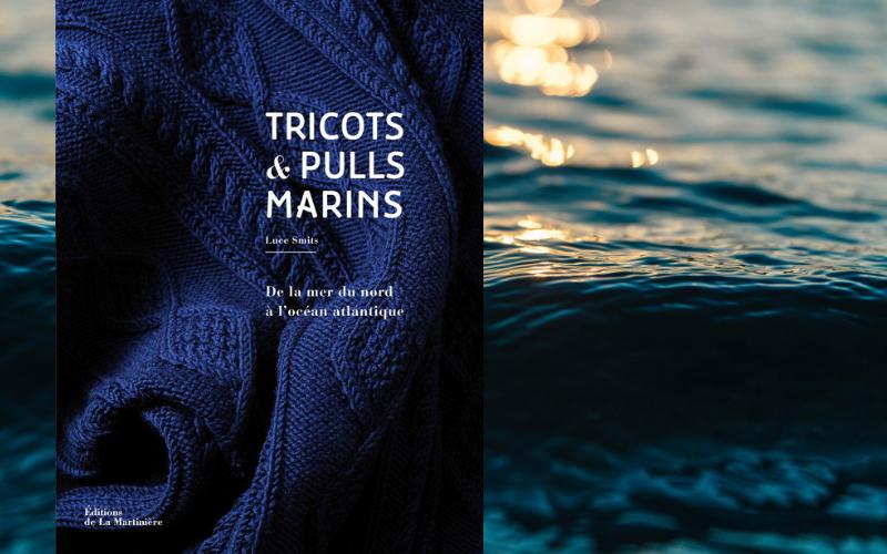 livre luce smits tricots et pulls marins