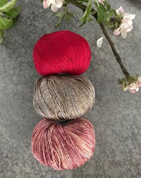 mulberry silk lang yarns