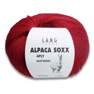 alpaca soxx 4 ply lang yarns