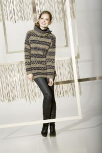 jacquard tricot