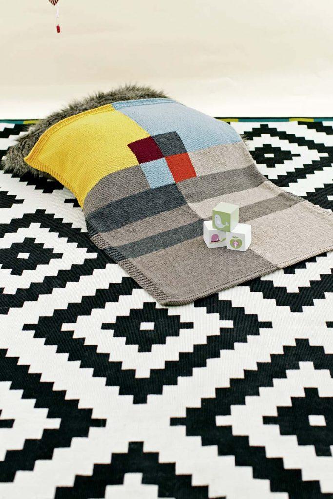 couverture lang yarns