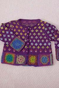 gilet enfant tricot