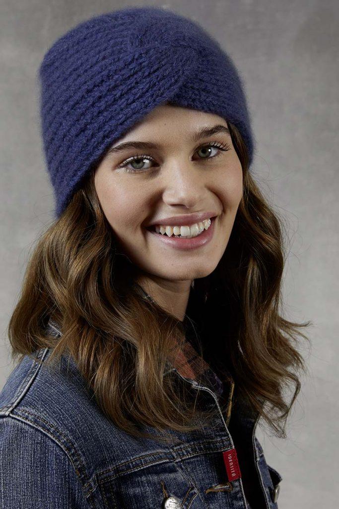 Bonnet laine cachemire