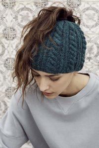 bonnet wooladdicts avec torsades