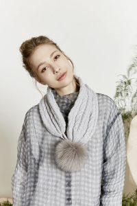 écharpe laine grace lang yarns