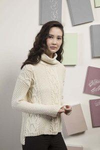 pull hiver laine