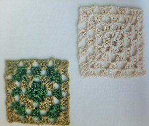 carré old america crochet