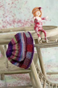 bonnet crochet granny square