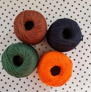100% coton Tissa Lang Yarns