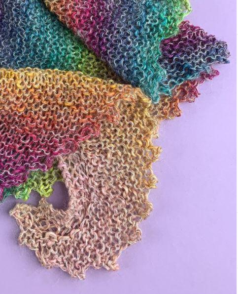 tricoter un châle
