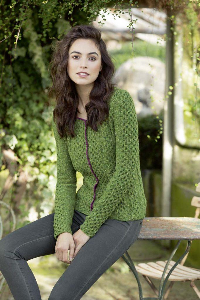tricoter un gilet 3 catalogue 235 Lang Yarns