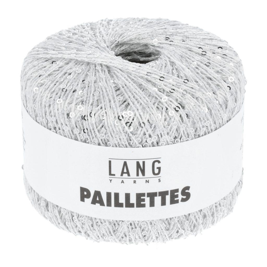 Paillettes 39.0001 Lang Yarns