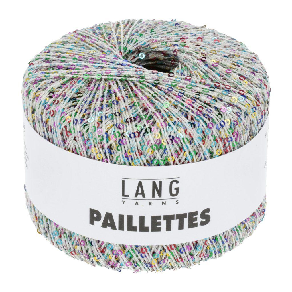 Paillettes 39.0101 Lang Yarns